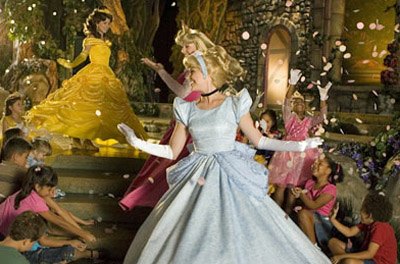 Disney Princess Fantasy Faire, Anaheim, California