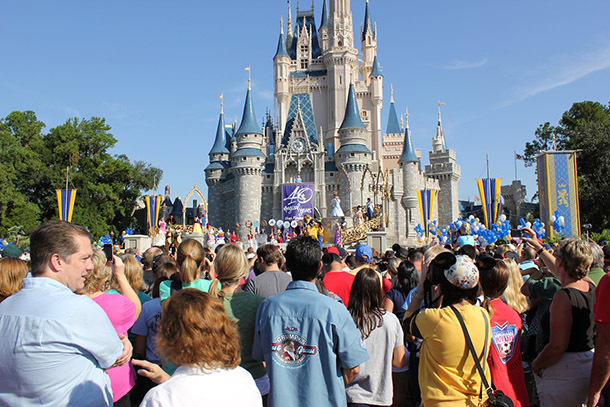 Could Surge Pricing at Disney Be ... a Good Idea?