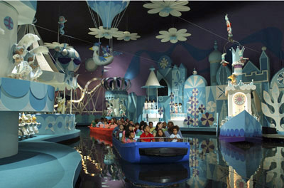 Disneyland Small World