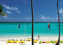 Punta Cana beach (Photo: Courtesy of the Dominican Republic Ministry of Tourism)