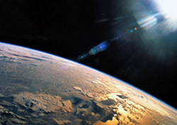 Earth: View From Space (Photo: Thinkstock/Stockbyte)