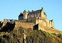 Edinburgh Castle in Edinburgh, Scotland (Photo: David Toase)