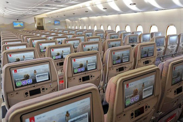 Emirates Debuts the World's Largest Passenger Plane