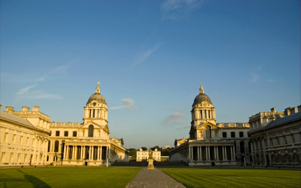 England: London, Greenwich, Royal Naval College (Photo: Thinkstock/iStockphoto)