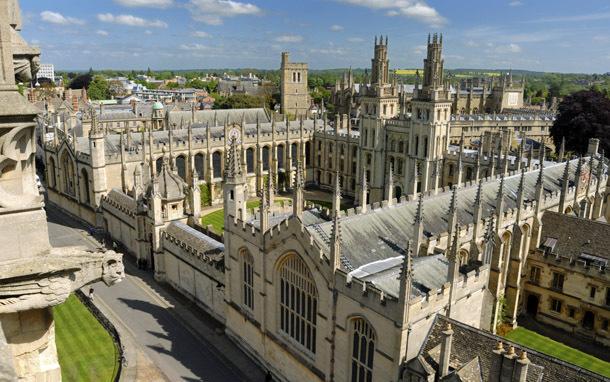 England: Oxford Buildings (Photo: Thinkstock/iStockphoto)