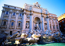 Trevi Fountain in Rome (Photo: Sarah Pascarella)