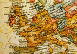 Europe Globe (Photo: Thinkstock/iStockphoto)