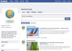 Smarter Travel on Facebook