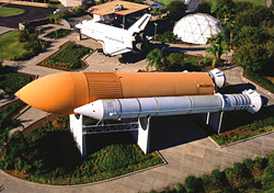 Kennedy Space Center Visitor Complex (Photo: DNC Parks & Resorts at KSC, Inc.)