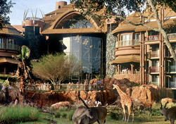 Disney's Animal Kingdom Lodge at Walt Disney World Resort (Photo: Walt Disney Parks and Resorts)