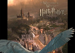 The Wizarding World of Harry Potter (Photo: (c) 2007 Universal Orlando. All rights reserved. HARRY POTTER: TM &amp; C Warner Bros. Entertainment Inc. Harry Potter Publishing Rights (c) JKR. (s07))