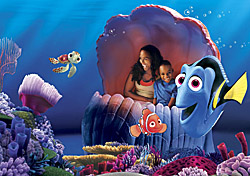 The Seas with Nemo and Friends, Walt Disney World's Epcot Center, Orlando, Florida (Walt Disney Company)