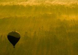 Hot air balloon ride, Orlando