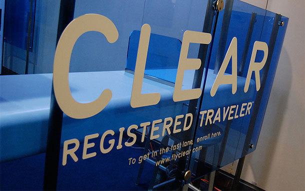 Clear Registered Traveler Sign at Orlando Airport (Photo: flickr.com)