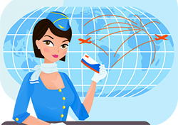(Photo: Flight Attendant via Shutterstock)