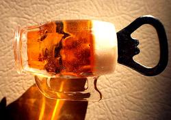 Bottle Opener: Beer Shaped (Photo: Valerie Loiseleux)