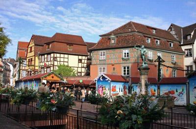 Christmas Markets in Colmar, France