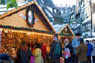 Christmas Markets in Strasbourg, Strasbourg, France