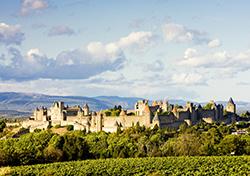 Carcassonne, Languedoc, France (Photo: Shutterstock.com)