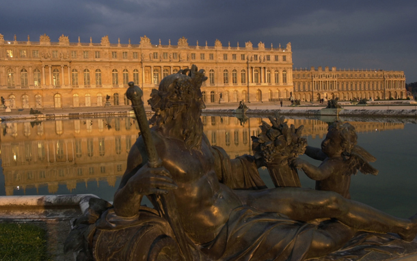 Versailles Reflection (Photo: Thinkstock/Ingram Publishing)