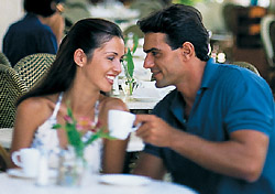 Dining couple (Photo: Fort Lauderdale CVB)