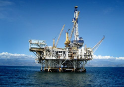 Oil - Offshore oil rig (Photo: iStockPhoto/Chad Anderson)