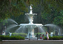 Savannah's Forsyth Park (Photo: Savannah Convention & Visitors Bureau)
