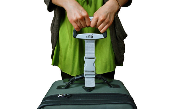 Gadget: Luggage Scale (Photo: Eat Smart Products)
