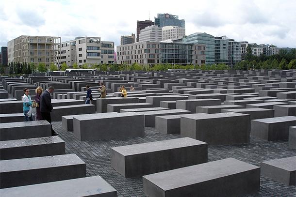 Memorial to the Murdered Jews of Europe, Berlin, Germany (Photo: Rick Steves)