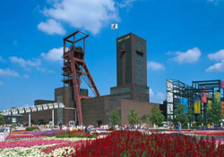 Gelsenkirchen: Nordstern Colliery (Photo: German National Tourist Board/Rainer Kiedrowski)