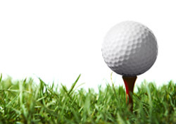Golfball on Tee (Photo: Thinkstock/Thomas Northcut)