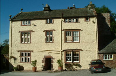 England, Cumbria: Gosforth Hall Inn
