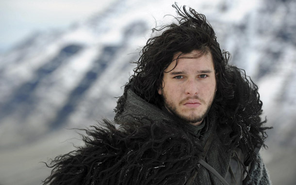 Game of Thrones: Jon Snow (Photo: Jon Snow - Kit Harington - Oliver Upton/HBO)