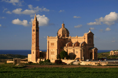 Malta: Gozo Church