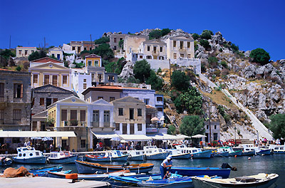 Greek Island