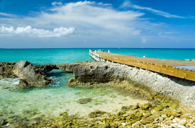 Grand Cayman Island: Dock
