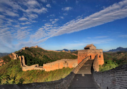 China: Great Wall of China (Photo: iStockphoto/Xin Zhu)