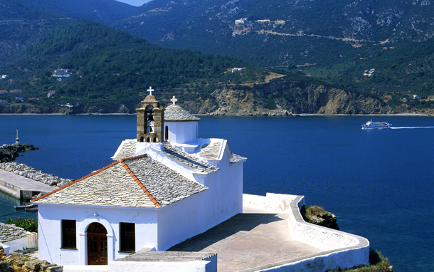 Skopelos, Greece (Photo: Thinkstock/Hemera)