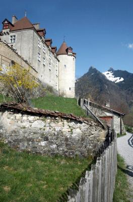 Switzerland-Gruyere