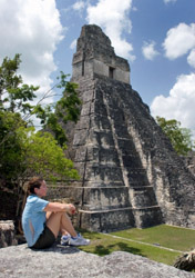 Temple of the Jaguar at Tikal, Guatemala (Photo: David Parsons/iStockPhoto)