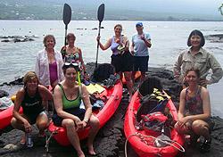 Kayaking in Hawaii with Canyon Calling (Photo: Canyon Calling)