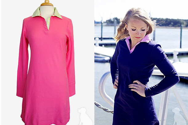 Pick Of The Day Haley And The Hound Polo Dress