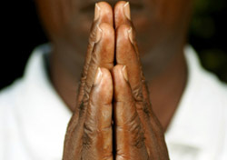 Hands in Prayer (Photo: Thinkstock/iStockphoto)