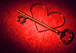 Heart and key (Photo: Index Open)