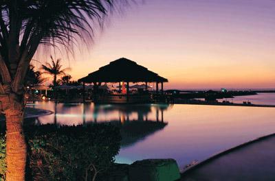 Le Meridien Mina Seyahi Beach Resort, Dubai