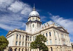 Illinois State Capitol (Photo: iStockphoto/Henryk Sadura)