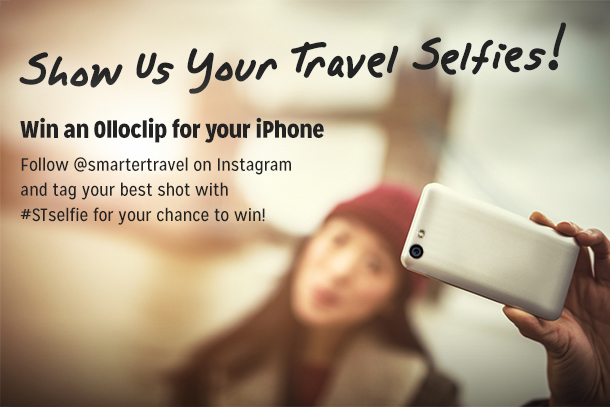 Instagram Selfie Contest (Photo: SmarterTravel)