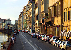 Florence street scene (Photo:  IndexOpen)