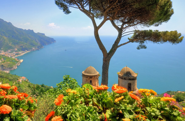 Italy: Ravello (Photo: Thinkstock/iStockphoto)