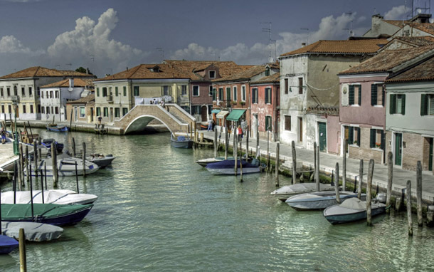 Italy: Venice, Murano (Photo: Thinkstock/Zoonar)